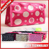 Make up Bag,Promotion nylon quilted girls toiletry bags