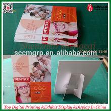 PVC board printing 3d pvc board book print photo frame