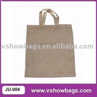 promotional Jute shopping bag JU-004
