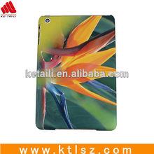 New arrival Customized Art design flower case for mini ipad