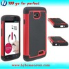 Cell phone protective case for LG optimus L70