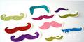 diy máscaras partido cabine de fotos e adereços bigode em um pau coloridos barbas postiças casamento favor de partido