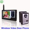 3.5 inch color display video intercom wireless