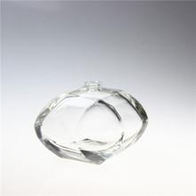 custom made glass perfume bottles/empty perfume in diamond shaped bottles wholesale