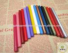 Monogram hot sale beewax sealing wax sticks/Goodluck D1.1cm*14cm sealing wax for glue gun