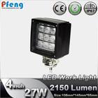 Best price 4.3inch epistar 27W 2150 lumen led motorcycle driving lights IP67 for SUV UTV ATV truck jeep