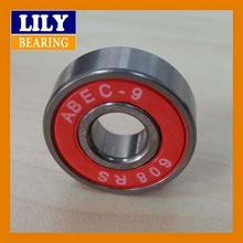 High Performance Blackened Extended Inner Race Skateboard Bearing With Great Low Prices !