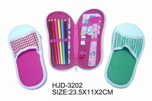 Novelty slipper pen holder/vest pen holder/polyester pen holder/