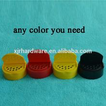 Color spice jar flip top caps 38mm