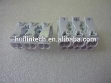 WAGO 294 series terminal block lighting replaced