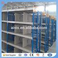 Industrial de Metal sistema / almacén de estanterías de almacenamiento de / Metal Rack 4 estantes