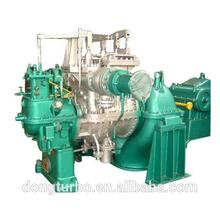 Turbina a vapore a condensazione dongturbo un range da 0.5mw 50mw per