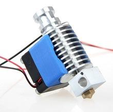 All Metal Short-Distance J-head Hotend with Cooling Fan for 3D Printer Direct Feed Extruder