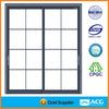 High security Hot sales Classic design aluminum interior doors for home makeup suppliers china