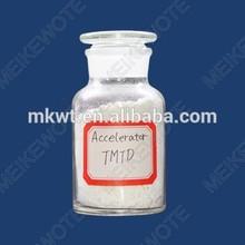 Dissulfeto de tetrametiltiuram borracha do acelerador tmtd( cas.: 137- 26- 8)