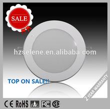 Hot sale!! 6w 120mm Ultra-Thin slim Round/Square Led Downlight