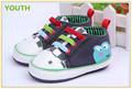 venta al por mayor 2014 bebé de dibujos animados zapatos de lona