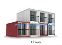 prefabricated container house price