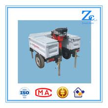 B023 Car towed continuous coring machine HZ - 20