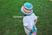 cheap children paper braided hat