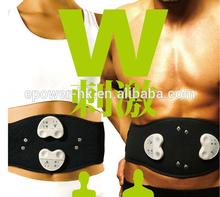 2014 hot new China manufacture Vibration massage belt machine,lectrical stimulator muscle,mini muscle stimulator