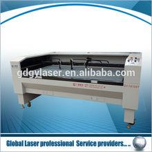 best sale cnc laser acrylic letter cutting machine three heads GY-1910ST
