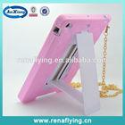 belt clip shockproof case for ipad 2345