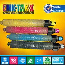 compatible for ricoh aficio mp2500 toner,laser toner used ricoh printer machine