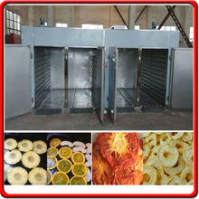 400-500kg/batch Commercial hot air cycle fruit drying oven