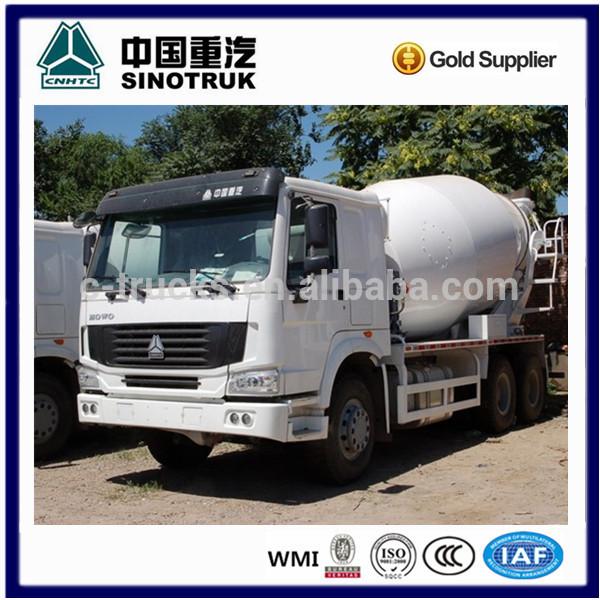 Mixer Truck South Africa