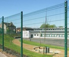 High Quality steel fence/fencing materials/Ornamental fence