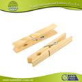 2014 quente da venda de madeira de bétula mini-prendedores de roupa para a loja de sushi