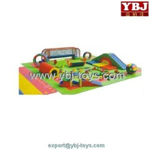 The latest generation Series from Guang zhou Colorful Soft Play Equipment/soft play equipment