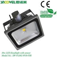 Auto sensor led 20w flood reflector for guard lighting