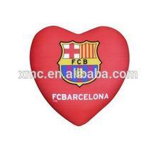 heart sharped hugging cushion