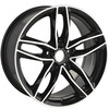 BK690 alloy wheel for AUDI