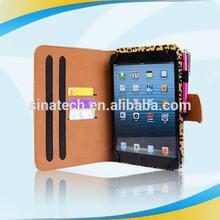 Durable and beautiful design for ipad mini retina skin cover