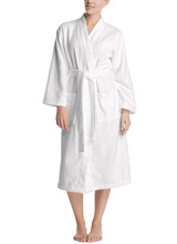 Soft and Comfortable Home Hotel Terrycloth Unisex Kimono Style Sleepwear