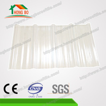 Good impact and flexural strength types of roof covering sheets