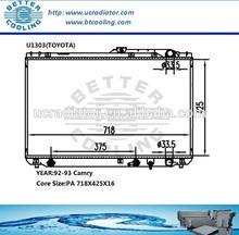 Car Radiator For Toyota Camry 92-93 OEM:1640062090 1640062100 1640062110 1640062140/150/160