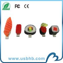 Hot 8GB Cute Sushi Model USB 2.0 Memory Flash Stick Pen Drive