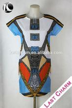 LAST CHARM fashion women casual dress celebrity bandage bodycon dress wholesale