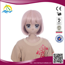 2014 Hot selling kanekalon japanese final fantasy cosplay wig