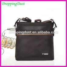 DJB035 soft brown leather camera men fashion shoulder bag