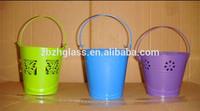Mini Hanging Lantern pot ,CANDLE HOLDER
