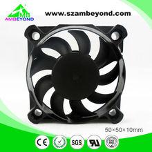 50mm dc fan plastic cooling fans /50mm small computer fan