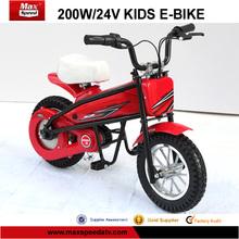 200w, 24v elettrica bambini motor bike