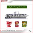 2014 latest puffed corn snack packaging machine