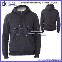Men's fleece coat, men's sherpa fleece coat, men's kangaroo pocket jacket with hood
