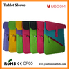 Fashional felt sleeve for Ipad/felt laptop sleeve/wool felt sleeve for macbook